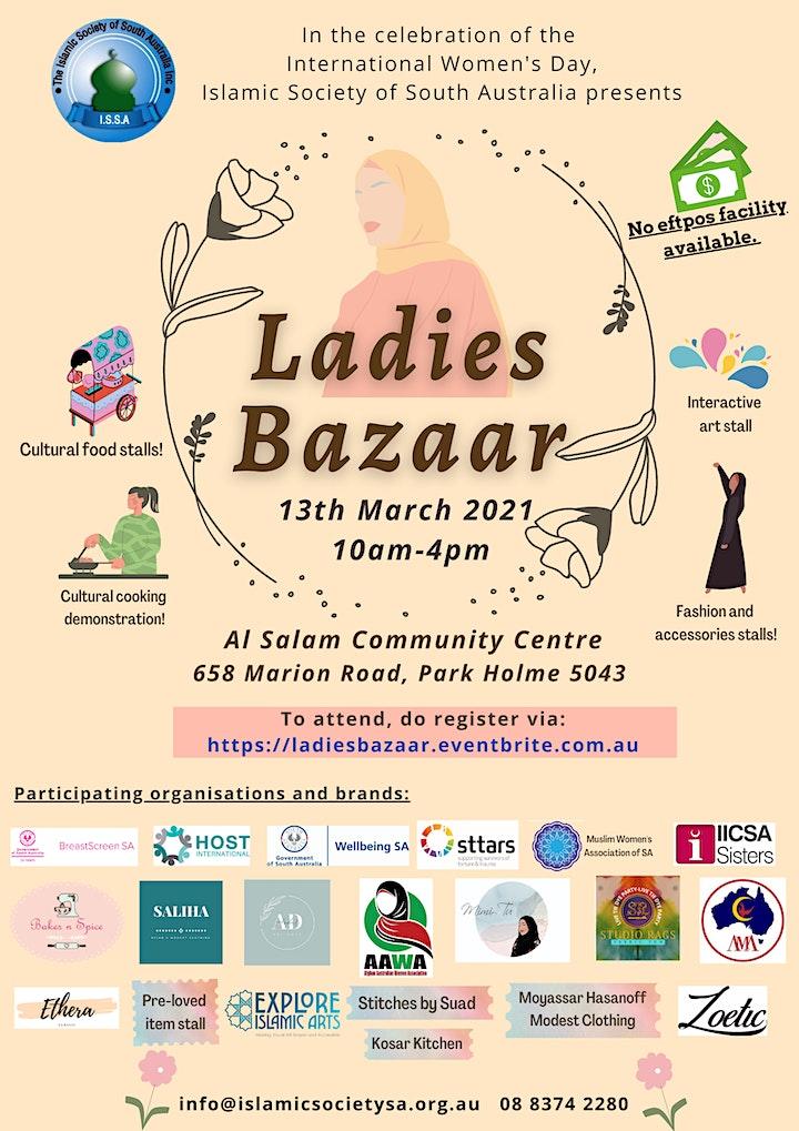Ladies Bazaar image