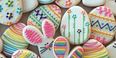 Easter Cookie Decorating Class tickets