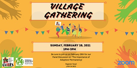 CHEERS Village Gathering tickets