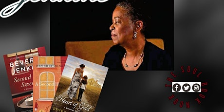 Meet African American Historical Fiction  Romance Author Beverly Jenkins tickets