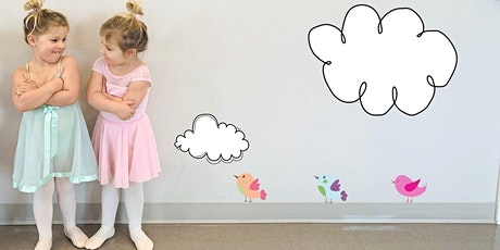 pink petal ballet 4/5yrs / mondays mar 29-jun 21 / 10:45-11:30am tickets