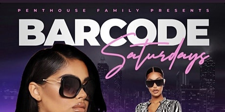 Barcode Saturday at Penthouse Lounge tickets