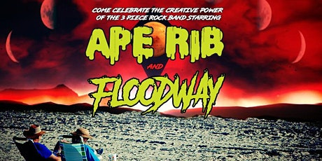 Celebrating the creative power of the 3 pce rock band ApeRib/Floodway tickets