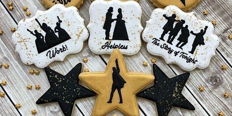 Hamilton Cookie Decorating Class tickets