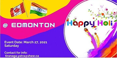 SHIVRATRI n RANGOTSAV Celebration with Indo Canadian Peace Tiranga Yatra tickets