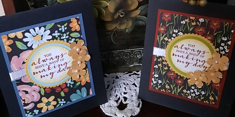 Stamp & Relax-Vancouver's Stampin' Card Event-Please read Covid Update* tickets