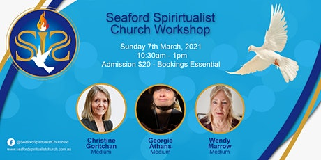 A Session of Trance Mediumship tickets