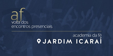 Jardim Icaraí | Quarta-feira, 24/02, às 19h30 ingressos