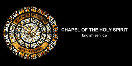 Chapel of The Holy Spirit (English) tickets