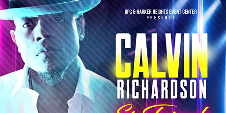 CALVIN RICHARDSON & FRIENDS tickets