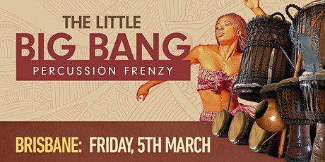 The Little Big Bang Brisbane tickets