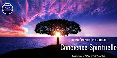 Conférence publique en ligne pour Haïti - Conscience Spirituelle billets