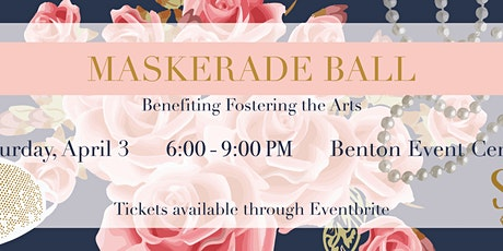 Sweet Arts Maskerade Ball tickets