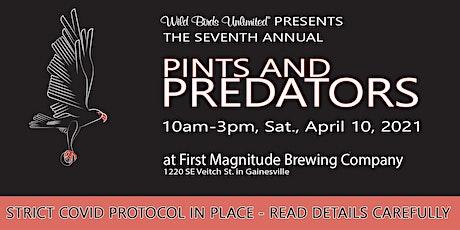 Pints & Predators - Seventh Annual tickets