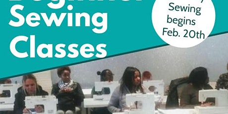 Beginner Sewing Classes tickets