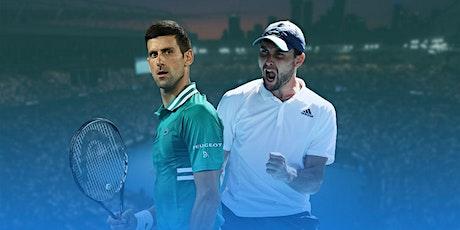 StREAMS@>!r.E.d.d.i.t-Djokovic v Medvedev LIVE ON 21 Feb 202 tickets