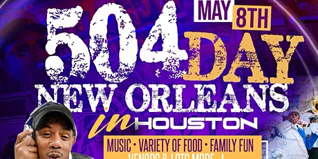 5.0.4 DAY NEW ORLEANS (in HOUSTON, TX) tickets