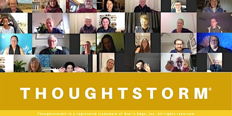Online Thoughtstorm® Topic: Relationships tickets