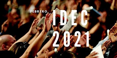Primer Servicio Domingo 28 de febrero del 2021 entradas