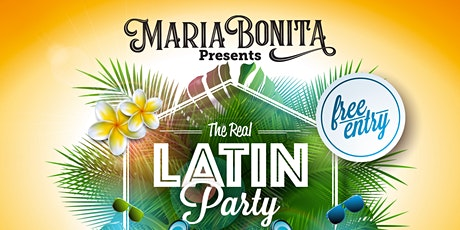 The Real Latin Party tickets