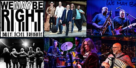 We May Be Right (The Billy Joel Tribute) tickets