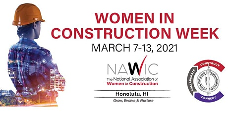 NAWIC #114 WIC WEEK - March 7, Habitat for Humanity tickets