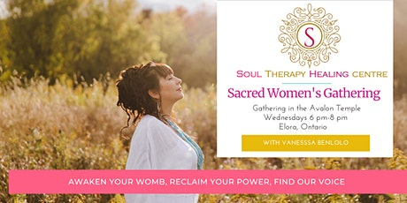 Sacred Women's Gathering in the Avalon Temple tickets