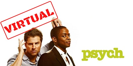 Psych Virtual Trivia!  Gift Cards and Other Prizes! tickets