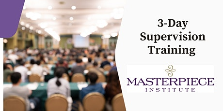 3-Day Supervision Training tickets
