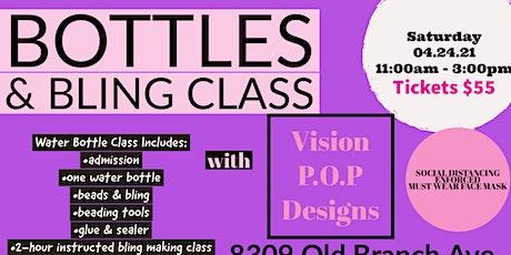 Bottles & Bling Class tickets