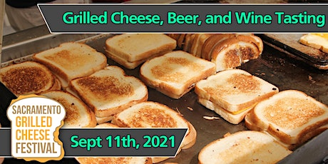 Grilled Cheese, Beer, & Wine Tasting 2021 tickets