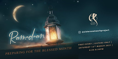FREE: RAMADAAN | Preparing for the blessed month tickets