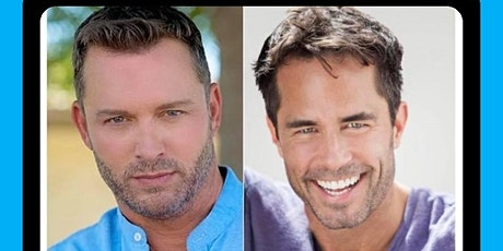 Days Of Our Lives Eric Martsolf  & Shawn Christian Q&A Zoom Fan event tickets