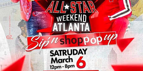 Modisch Sip and Shop Pop Up tickets