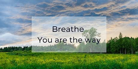 ONLINE Breathwork Class ~ An Active Meditation tickets