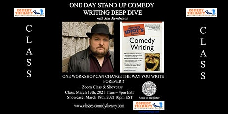 The One Day Stand Up Comedy Writing Deep Dive tickets