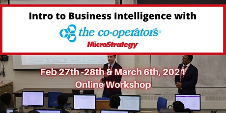 Intro to Business Intelligence with The Co-operato tickets