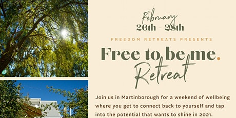 Free to Be Me Retreat tickets