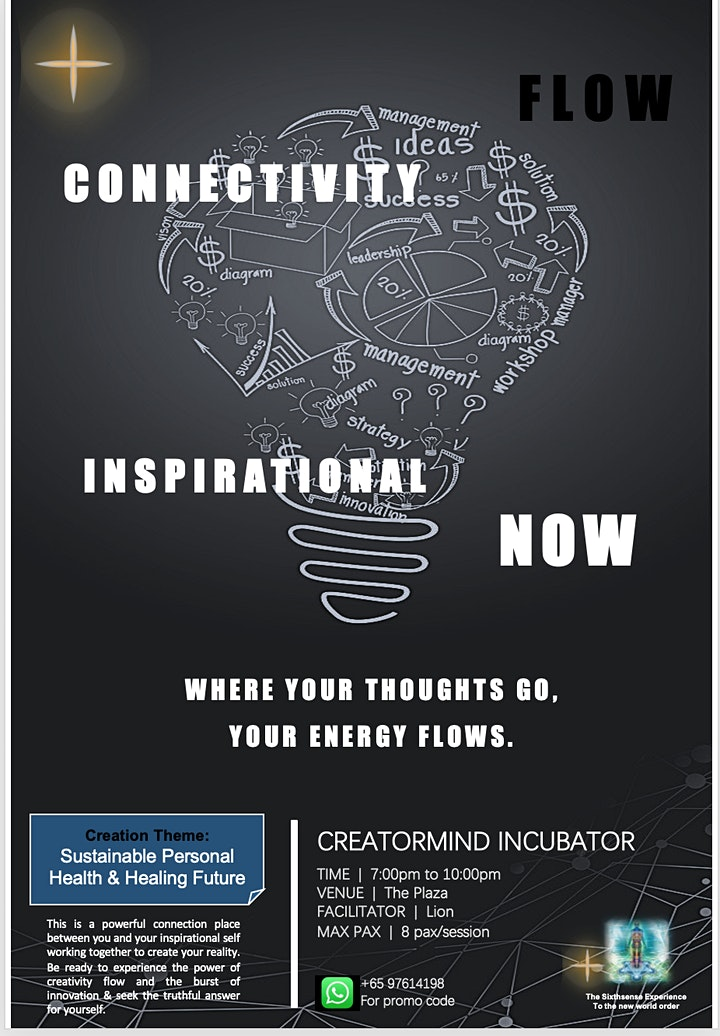 CREATORMIND INCUBATOR image