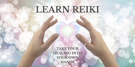 REIKI 1 & 2 ~ Certified Practitioner 2 Day Workshop	20th & 21st March tickets