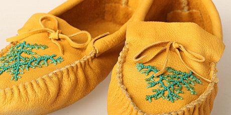 Barter Based Learning Session: Moose hide Moccasins tickets