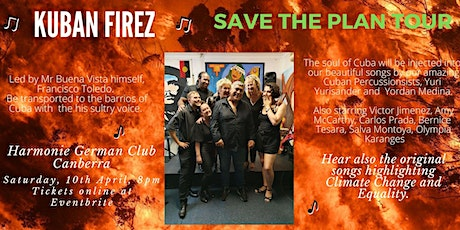 Kuban FireZ- Save the Planet Tour tickets