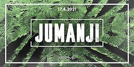 JUMANJI // HARBOUR CRUISE tickets