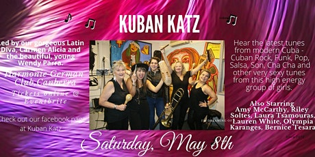 Kuban Katz - Live tickets