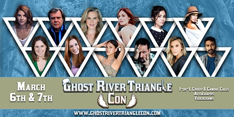 Ghost River Triangle Con tickets