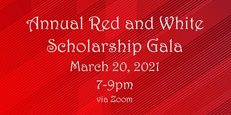 2021 Tacoma Alumnae Chapter Annual Red & White Scholarship Gala tickets