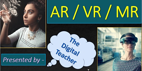 AR / VR / MR in Education & Teaching tickets