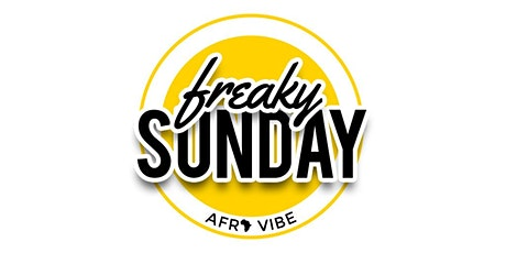 Freaky Sunday Afrovibe tickets