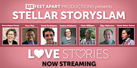 Stellar StorySlam - Now Streaming tickets