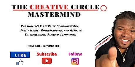 Creative Entrepreneur Mastermind Zoom Call tickets
